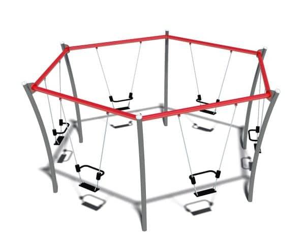 Supa-Six Swing - Funky Frame