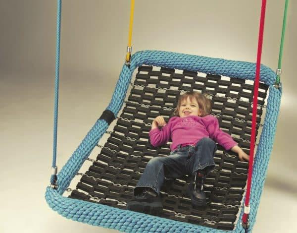 2.45m Swing Bed