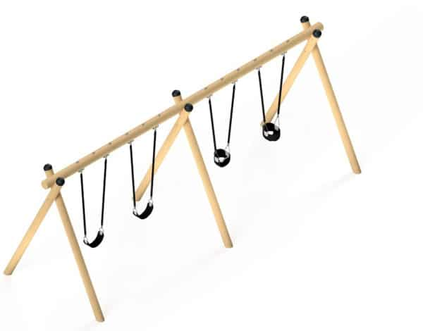 4-Bay Timba Swing