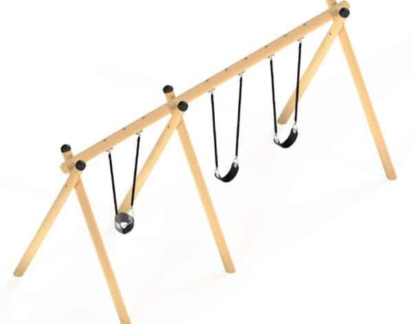 3-Bay Timba Swing