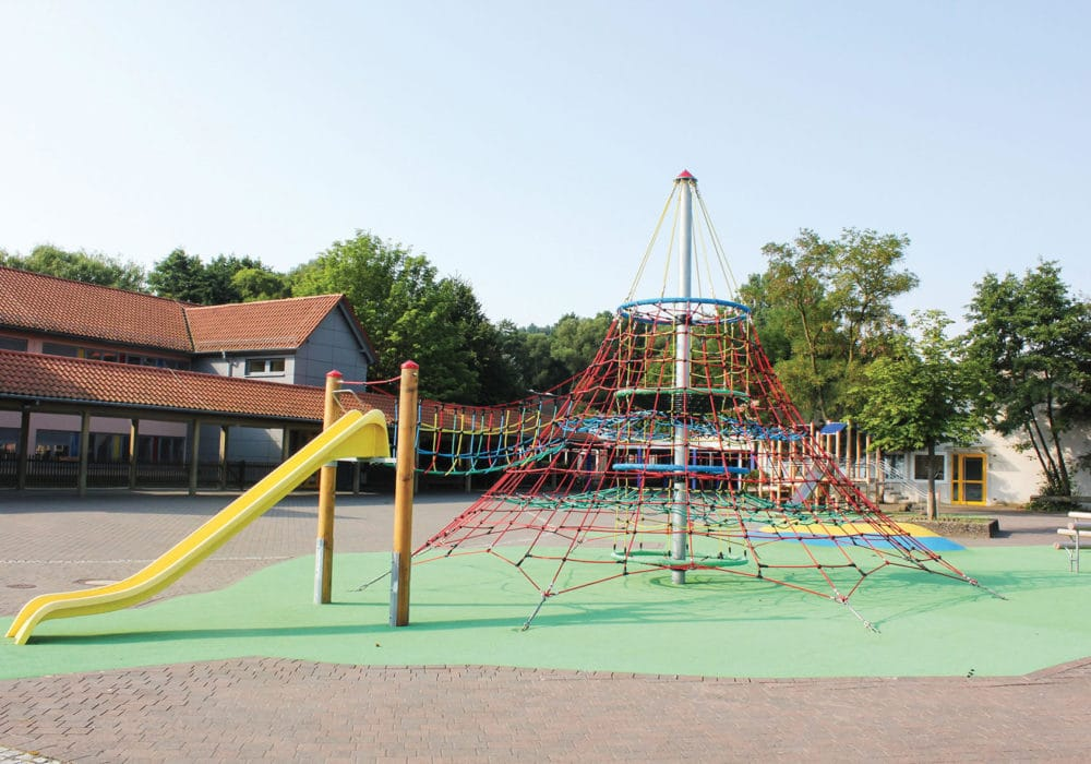 Are Rope-based Playgrounds Safe?
