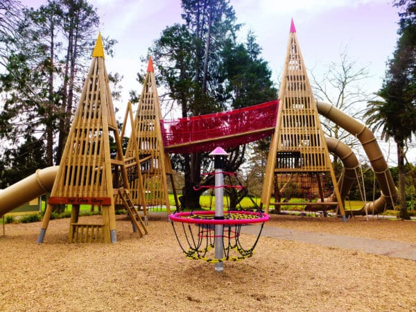Power playgrounds: secrets of family-voted favourites