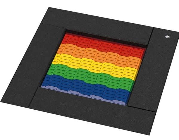 Trampoline S - Rainbow