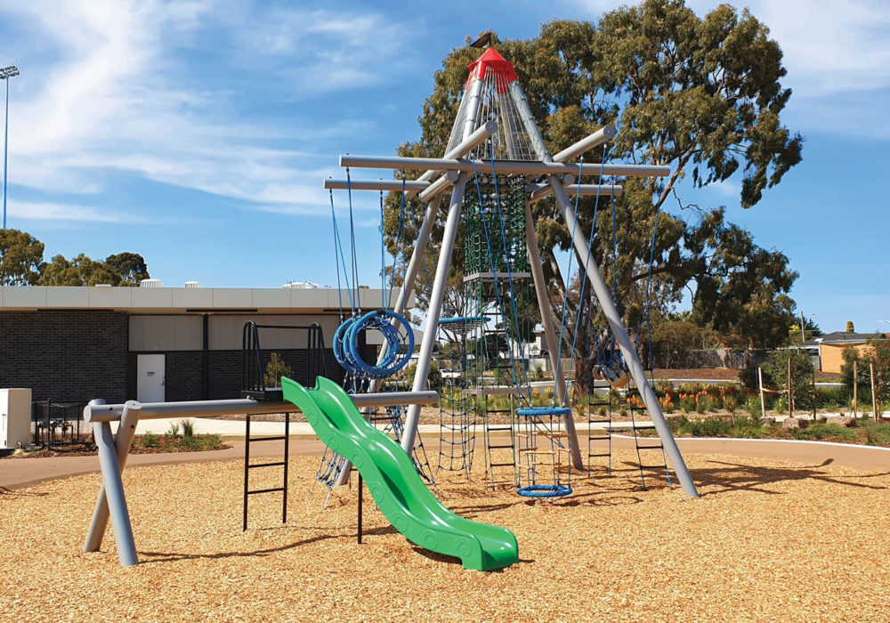 Don't play with quality: the secret to exciting playgrounds with exacting standards