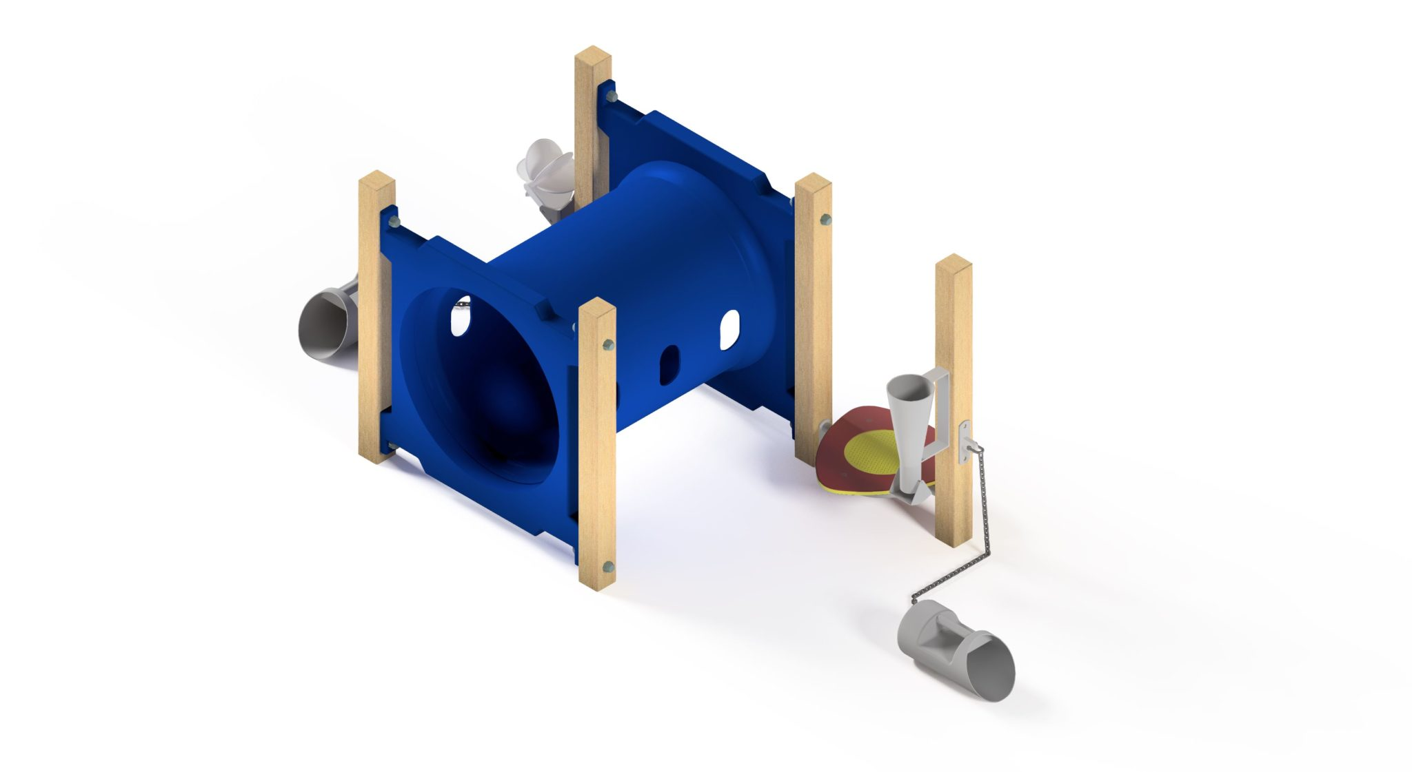 Sandplay Module 223 - Timber