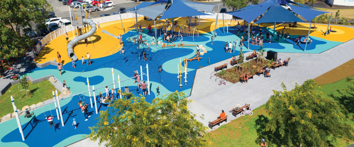 Playground trends to love in 2021