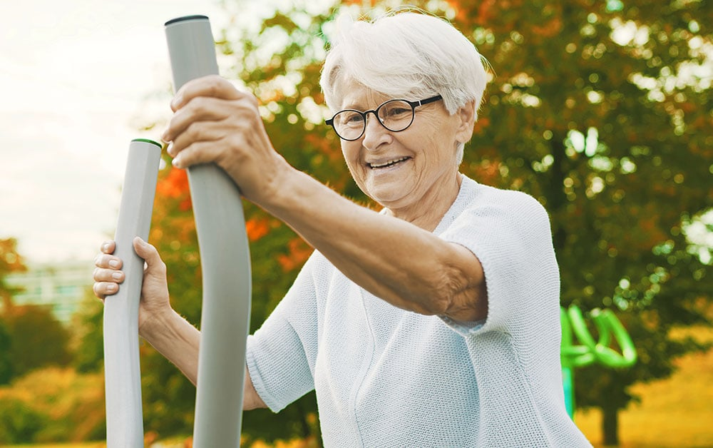 Fitness comes of age: the lifelong benefits of movement