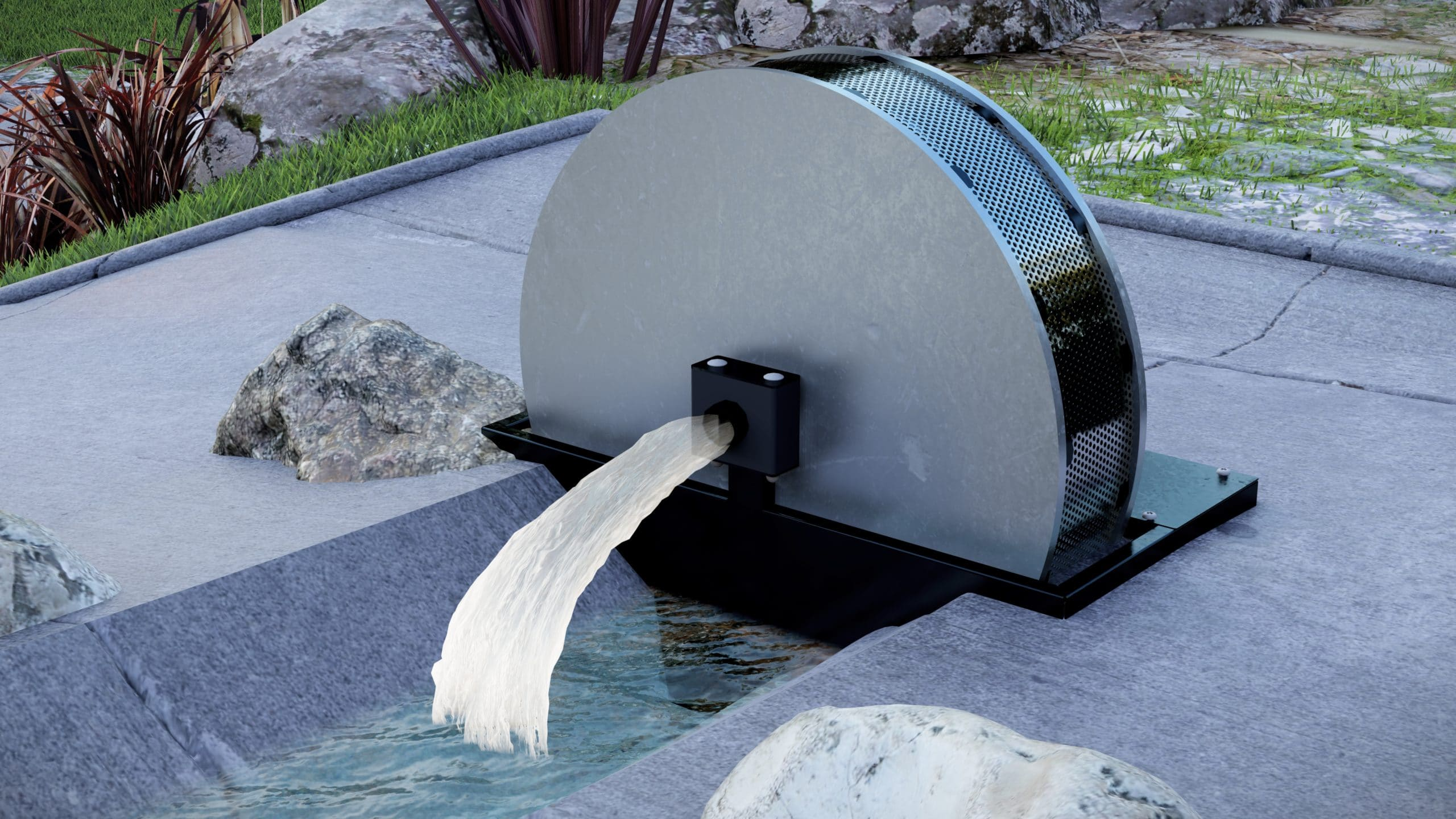 Interactive Water Dispenser