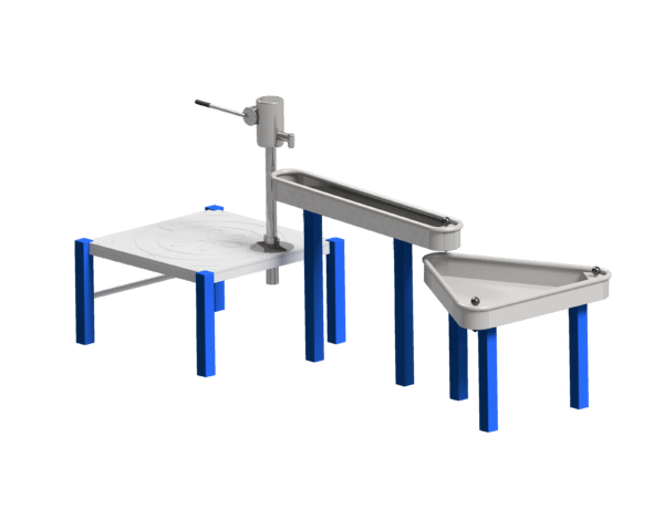 Waterplay Module 239- Metal