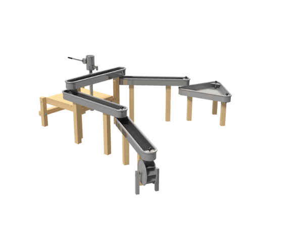 Waterplay Module 238 - Timber