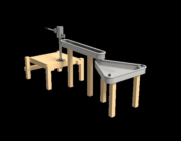 Waterplay Module 239 - Timber